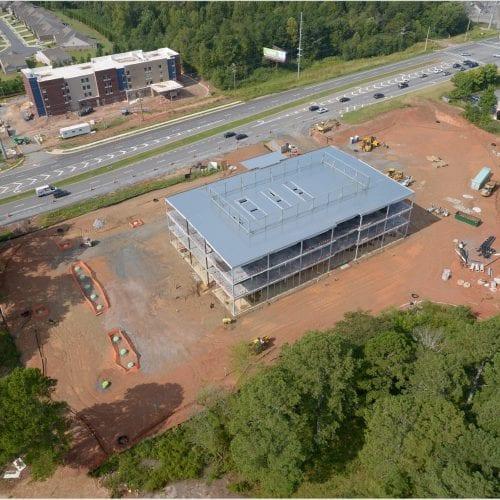 Merit Construction Site