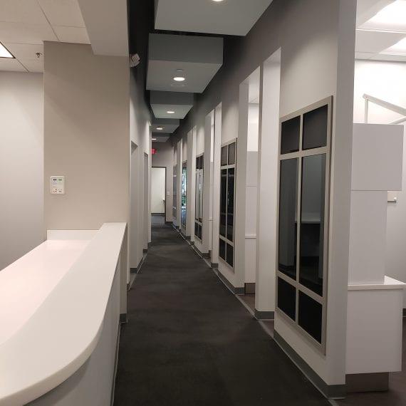 Forsyth Dental Gallery Area