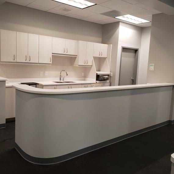 Forsyth Dental Kitchen